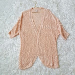 Canyon River Blues Open Front Cardigan XL
